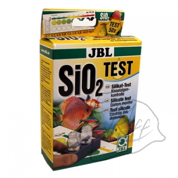 Silicat Test - Set SiO2