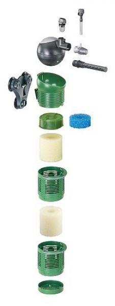 Eheim Filterpatrone für Innenfilter Aquaball (2 Stück)